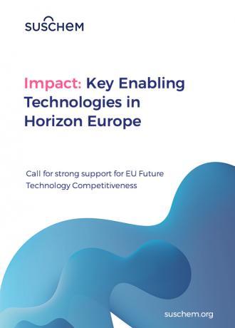 Impact: Key Enabling Technologies in Horizon Europe
